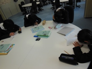 g1 5-7-14 class discussion4.JPG
