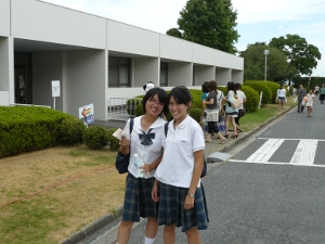 g3 9-12-10 3rd grader and friend.JPG