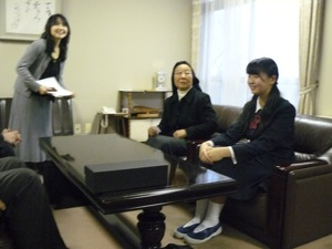 a visit from brigham young university hawaii 岡山県倉敷市のノート